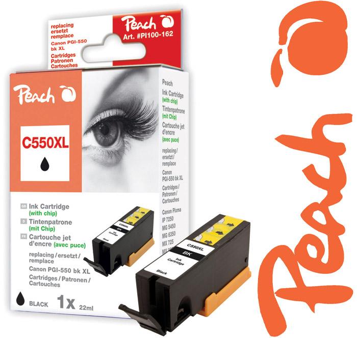 Peach PGi-550 Tintenpatronen